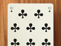 10 of Clubs