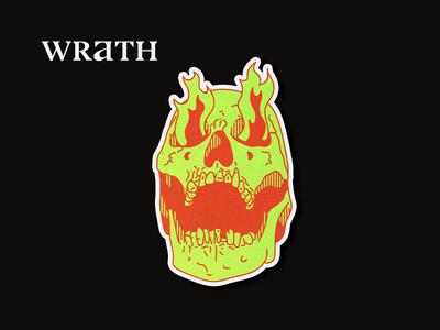 7 Deadly Sins: Wrath 🔥💀