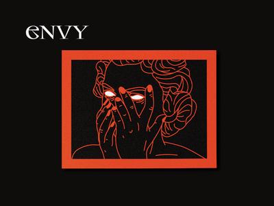 7 Deadly Sins: Envy 😠🙈