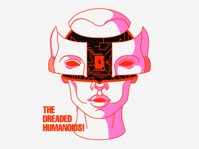 tHE dREADED hUMANOIDS!