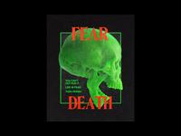 083. Fear Death