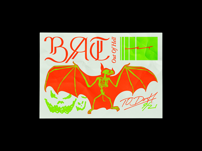 9/21 Bat out of Hell