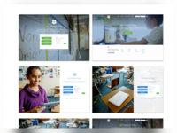 Edmodo landing pages