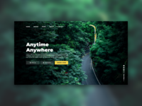 Transportation Company UI Concept