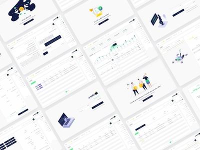 Pulutus Panel UI Designs