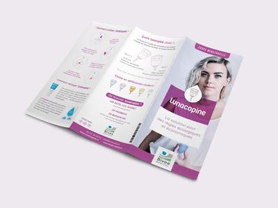 Flyer menstrual cup