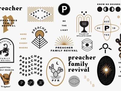 Preacher Family Revival