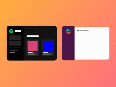 Paystack Music Illustrations icons ui illustration paystack animation