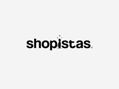 Shopistas   eCommerce superhero space dreamer dream kid stars wishlist wish ecommerce shop typography mark greece minimal logotype logos logo design logodesign logo branding