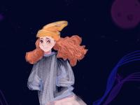 Composition - Enlarged Illustration Draft