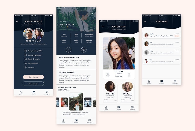spiritual dating app