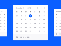 Date and Time Picker (draft)