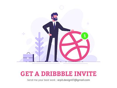 Dribbble Invite portfolio best work uidesign gateway dribbble invite