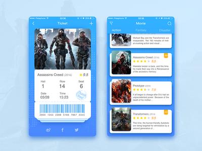 Emovie app