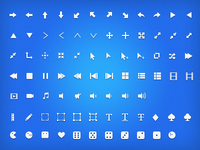 UI Icons - Work in progress