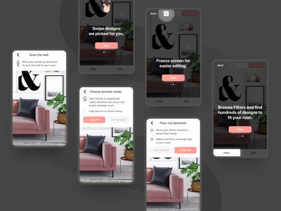 Ui Design For Furniture Placement App, Is There An App For Furniture Placement