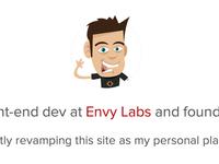 Personal Site Revamp