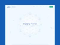 Ubie Digital website illustration