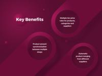 PIM System key benefits