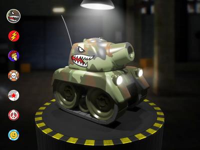 Custom Tank Creation