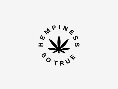 Hempiness weed app medical medical logo true marihuana cannabis hemp oil hemp logo hemp icon market symbol identity branding mark logo