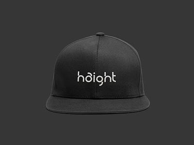 Haight this Hat geometric cap hat branding logo