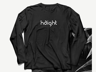 Haight this Shirt Y'all geometric logo branding identity