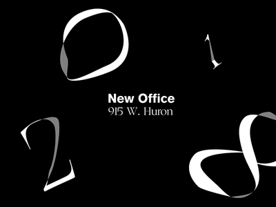 New Office distort flex warp announcement address