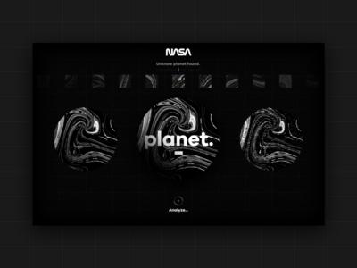 Experimental 09.   Planet 🌑