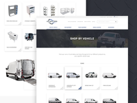 e-commerce web design for van/truck equipment pt. 2