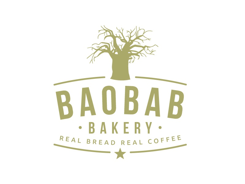 Proposed Baobab Bakery Logo Design By Angus Ewing