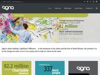 New Website Design & Development for Signa