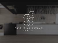 Essential Living Spaces Logo Design