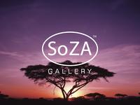 SoZA Logo Design