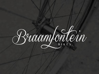 Braamfontein Bikes Logo Design