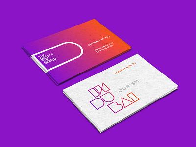 Indubai logotype logo identity branding