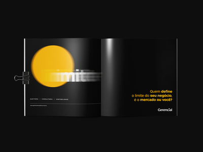 Gerencial Consultoria editorial design consulting identity branding brand