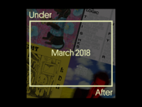 Under After's studio playlist for March 2018.