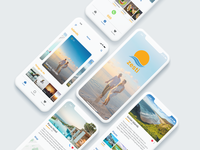 zesti travel guide app