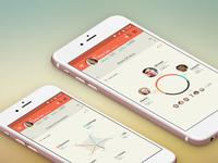 social analysis mobile app
