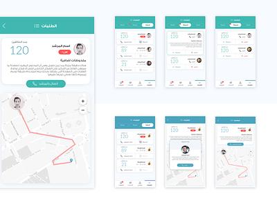"IOS apps for "" Tawaf "" in Haj design ux user interface ui app mobile ios"