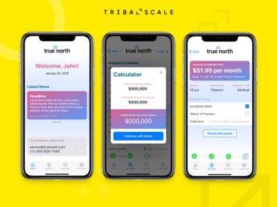 Whitelabel insurance app [for Agents]