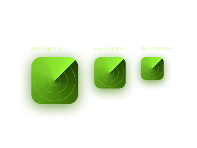 Daily UI #005 | App icon