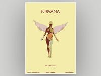 In Utero Poster Design
