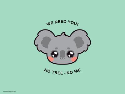 Save The Koala 🐨 save the koala koala mascot character mascot design kawaii illustration cute animals かわいい character design