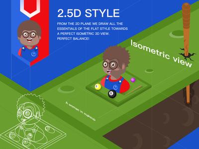 2 5d style5