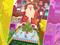 Santa's home life
