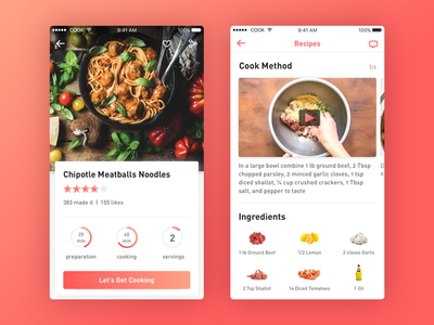 cooking app#1 recipes cook