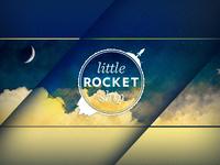 A Little Rocket Makes A Big Bang