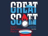 Great Scott - Kyle Scott's Bachelor Party